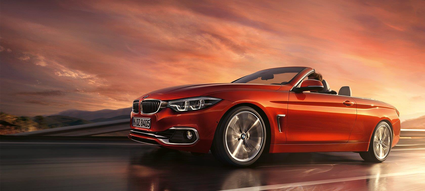 BMW 4 Serisi Cabrio