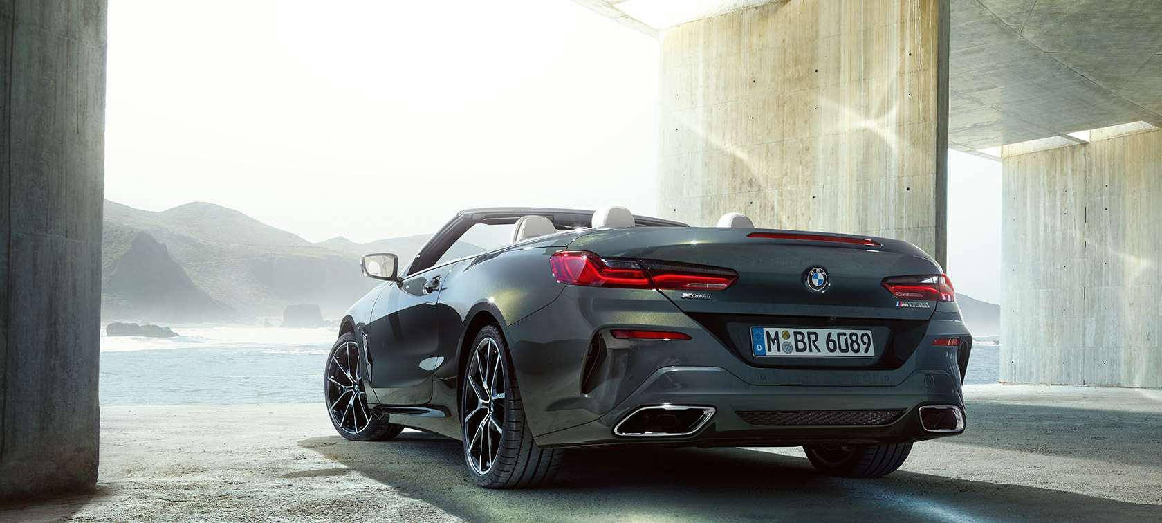 Yeni BMW 8 Serisi Cabrio