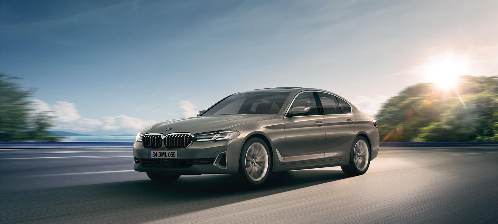 Yeni BMW 5 Serisi Sedan