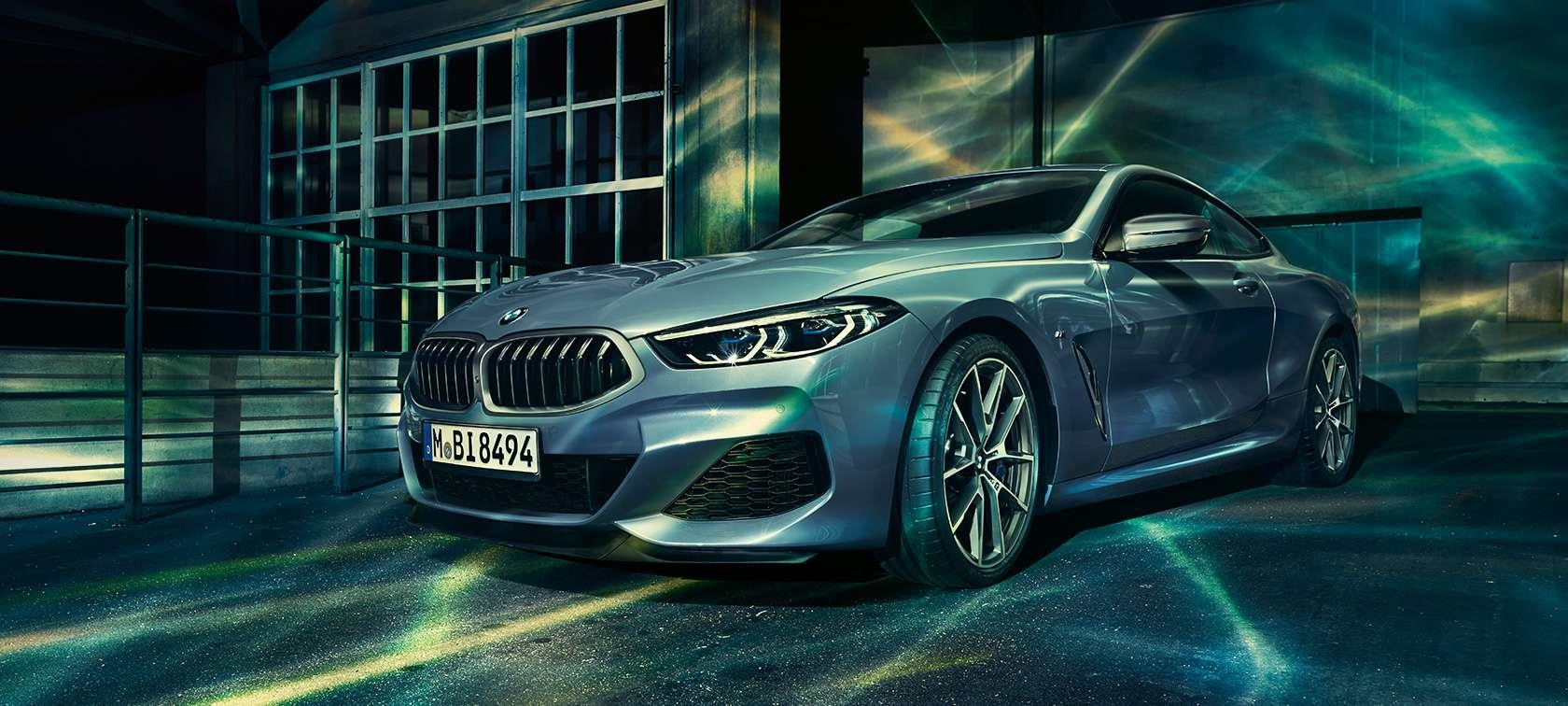 BMW 8 Serisi Coupé