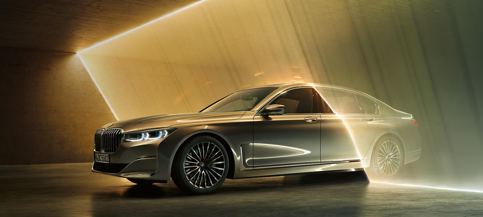 Yeni BMW 7 Serisi Sedan