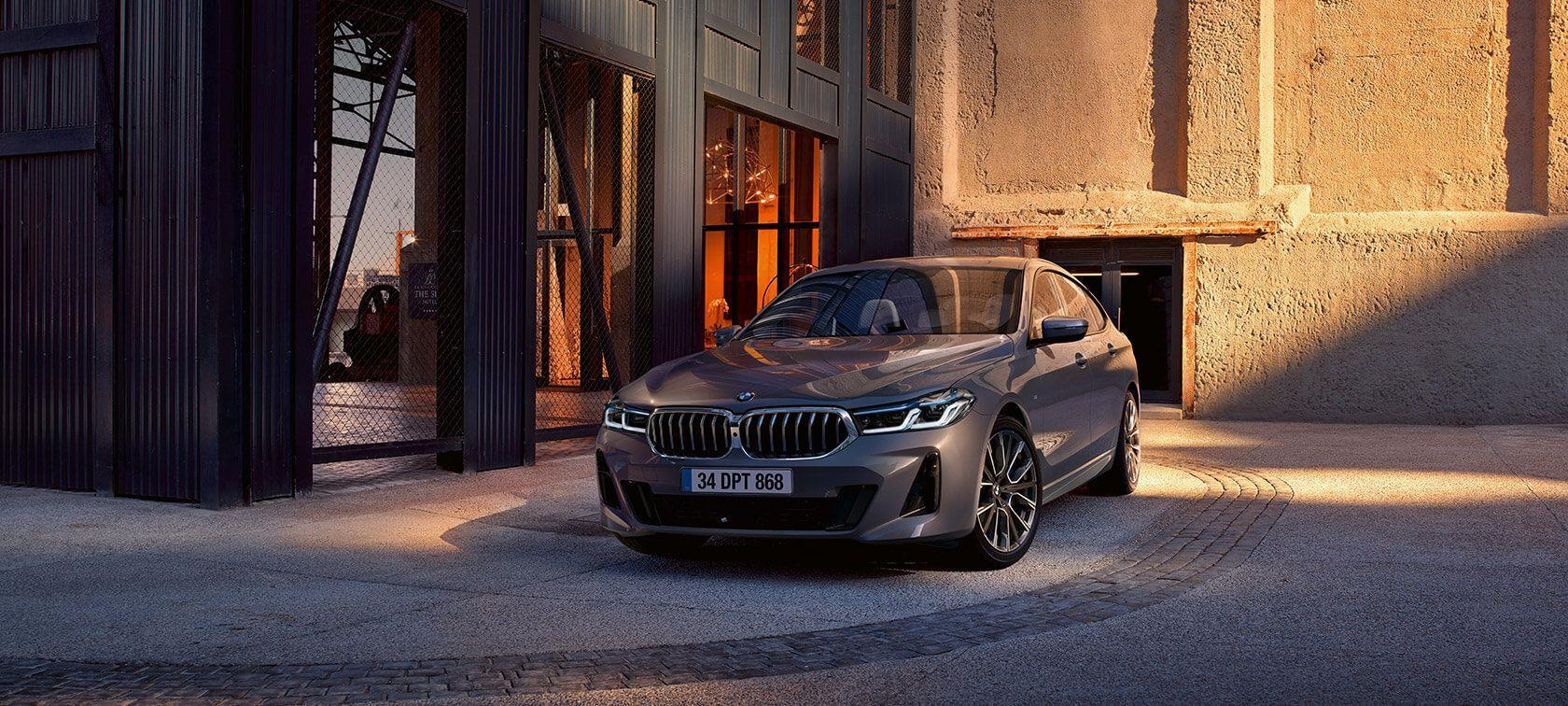Yeni BMW 6 Serisi Gran Turismo