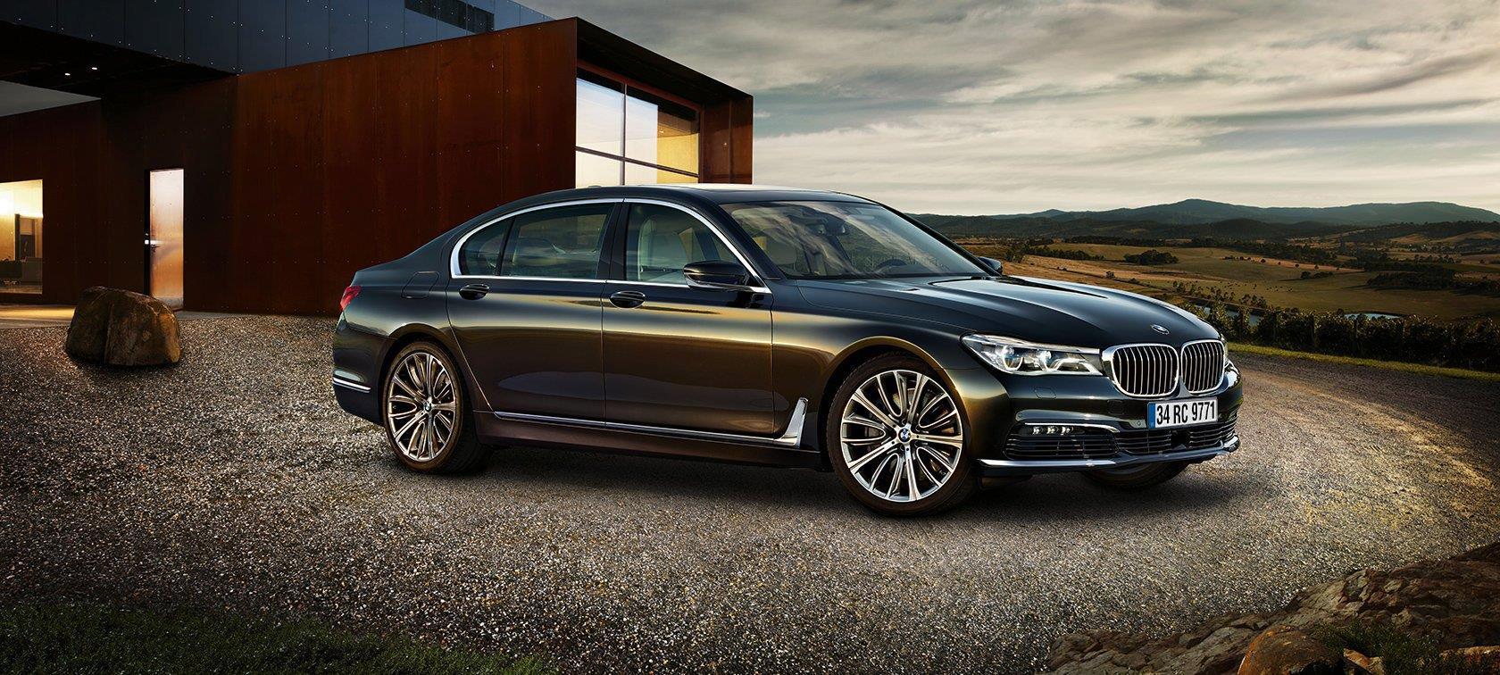 BMW 7 Serisi Sedan