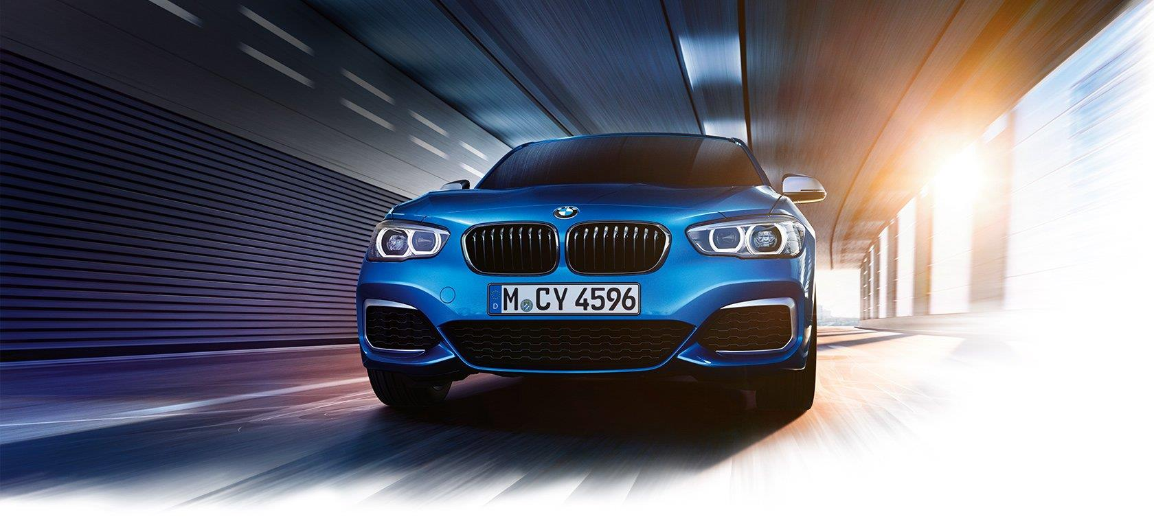 BMW 1 Serisi 5-Kapı