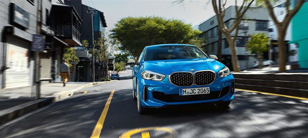 YENİ BMW 1 SERİSİ.