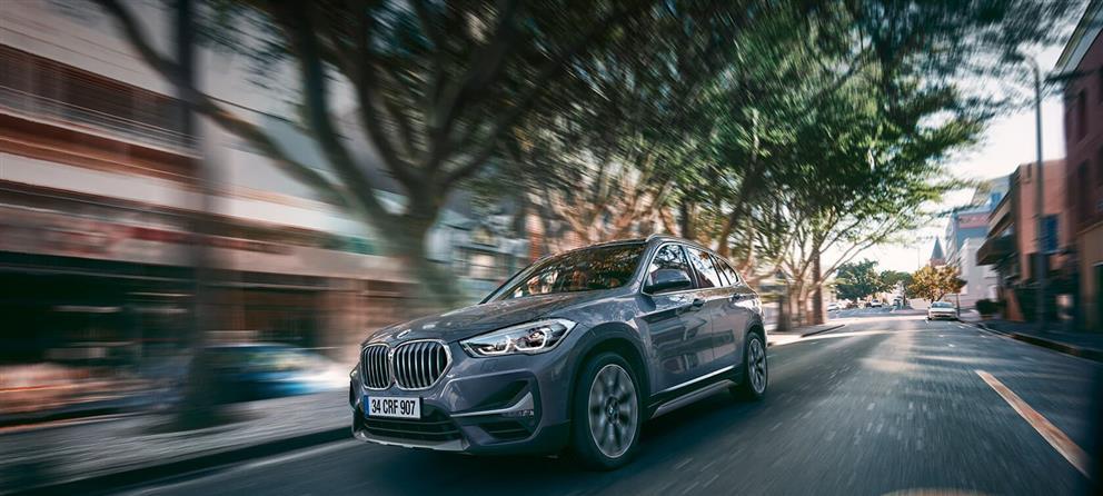 KAMPANYA ÖZGÜR RUH. BMW X1.