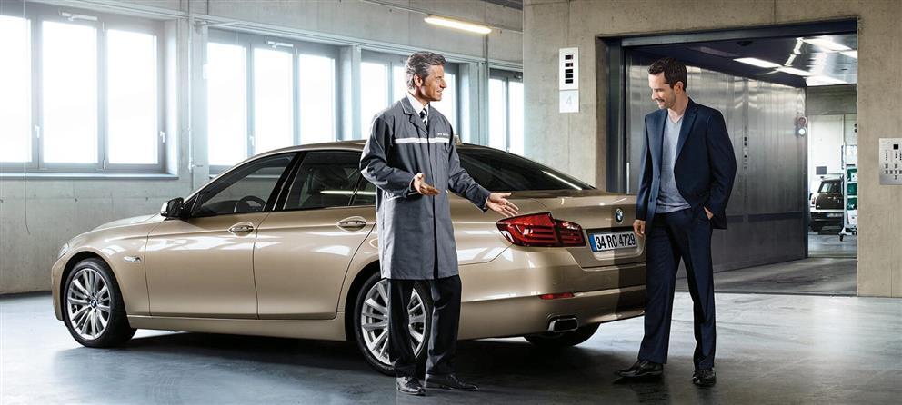 BMW GARANTİYE EK GÜVENCE PAKETİ: GARANTİ+