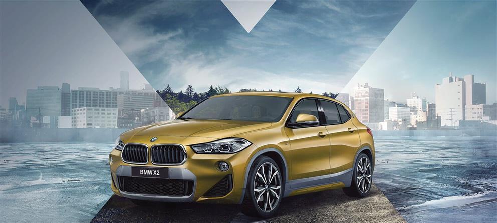 KAMPANYA ONUN GÜCÜ, SENİN CESARETİN. BMW X2.