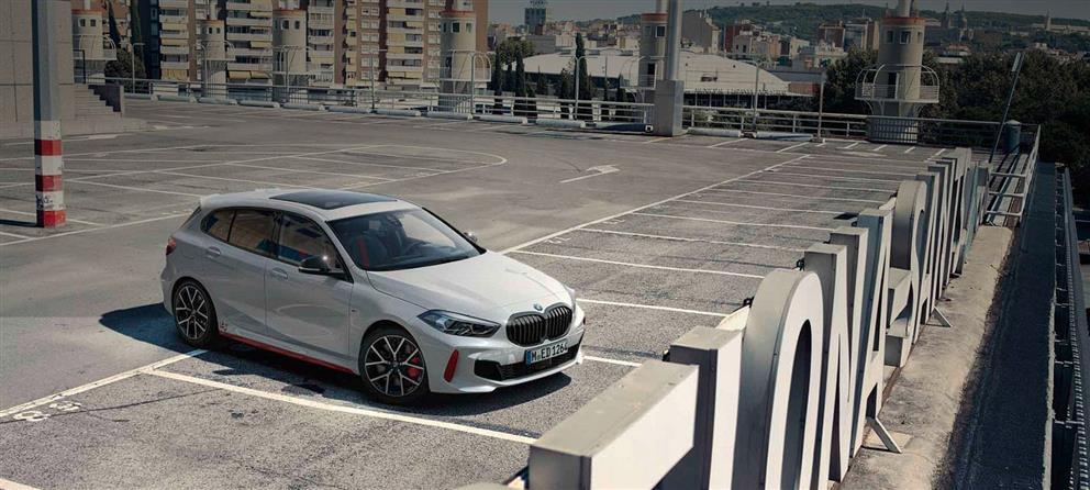 YENİ BİR HEYECAN. BMW 1 SERİSİ.