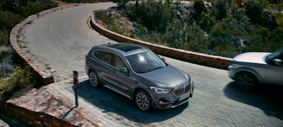 ÖZGÜR RUH. BMW X1.