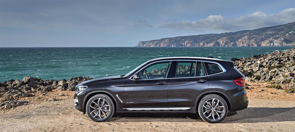 HAYATI YENİDEN KEŞFEDİN. BMW X3.