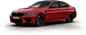 Yeni BMW M5 Competition