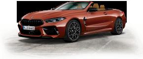 Yeni BMW M8 Cabrio