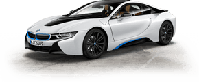 Yeni BMW i8 Coupé