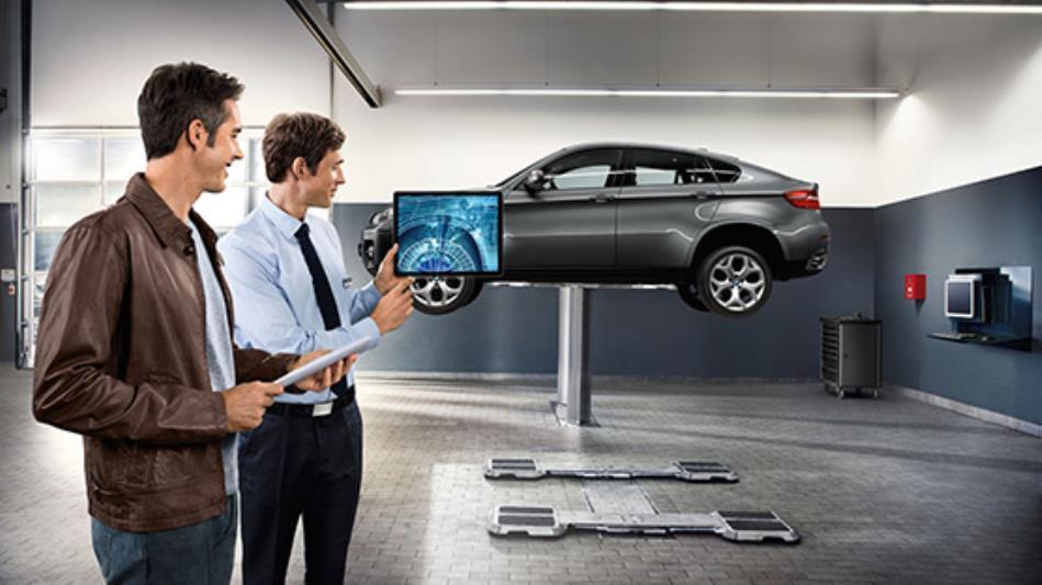 BMW Bakım İşlemleri