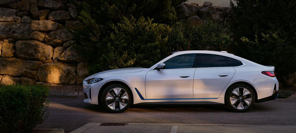YENİ BMW İ4.